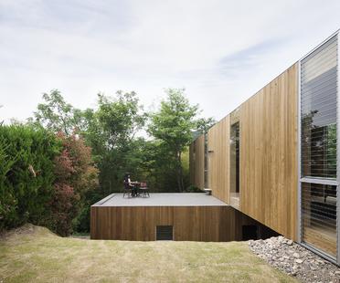 UID: casa entre tierra y cielo en Fukuyama