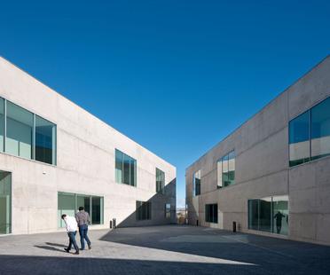 Taller Básico de Arquitectura: Facultad de Medicina de Zaragoza