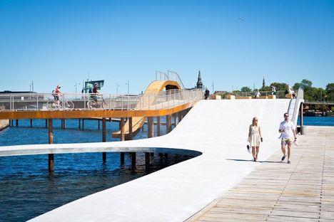JDS (Julien De Smedt architects): paseo marítimo de Kalvebod Brygge en Copenhague