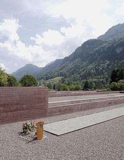 Bader: cementerio islámico en Altach, Austria
