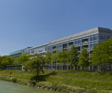 Shigeru Ban: oficinas Tamedia, la arquitectura del detalle en Zúrich
