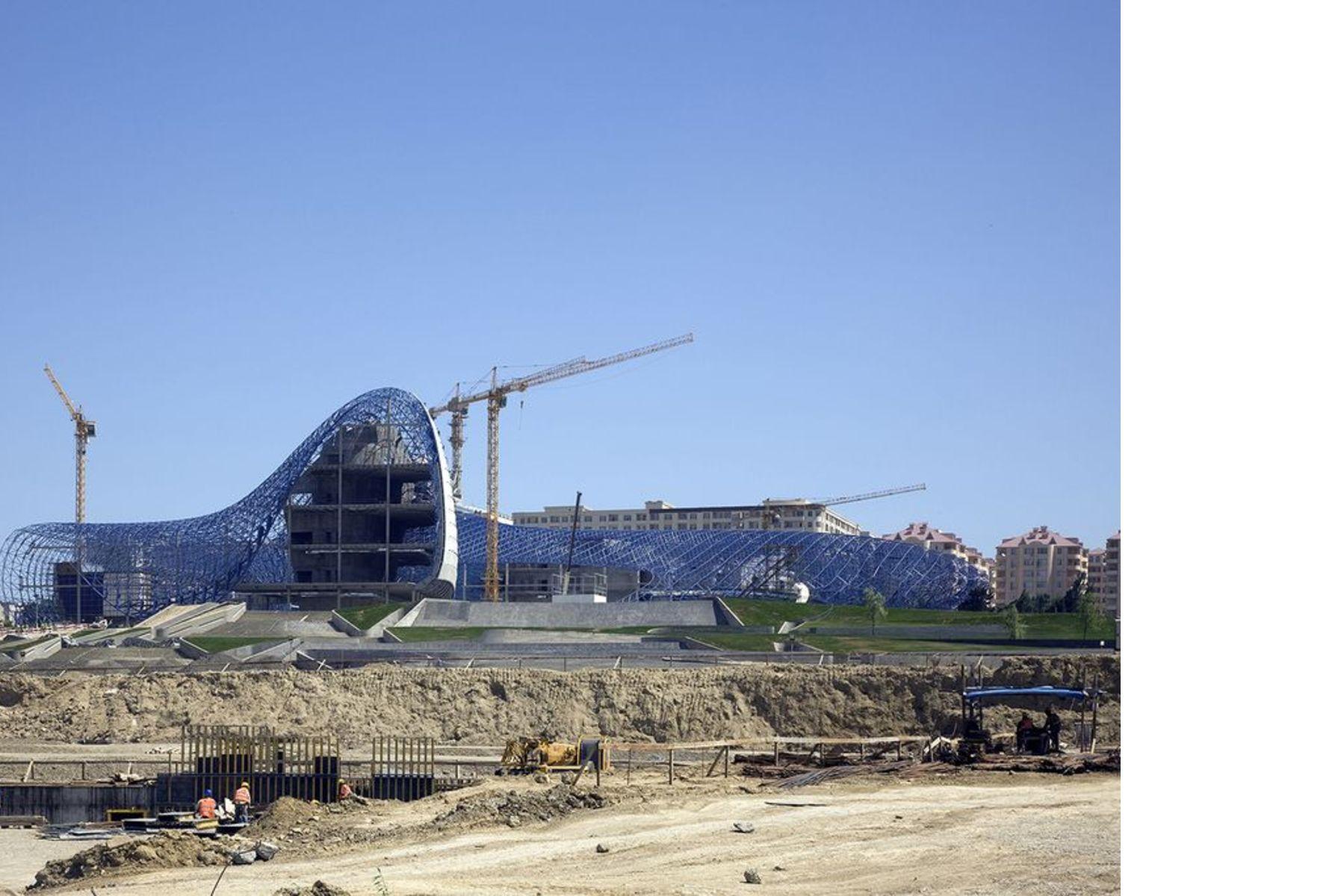 Zaha Hadid: Heydar Aliyev Center en Baku