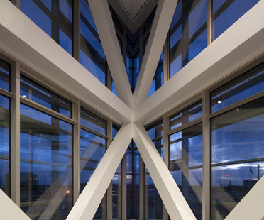 Schmidt Hammer Lassen architects: The Crystal en Copenhague