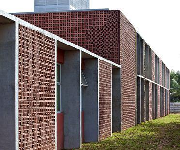 Khosla Associates: Jardín de infancia DPS en Bengalore