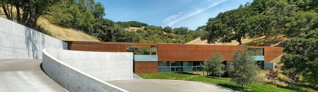 Saitowitz: casa puente en California