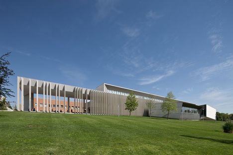 Otxotorena: Campus universitario de Navarra, Pamplona