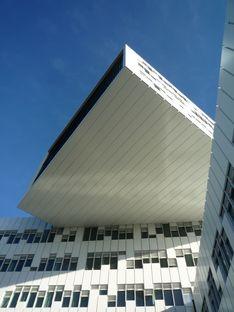 A-Lab Arkitekturlaboratoriet: Complejo de oficinas Statoil