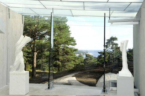 Lund Hagem: parque de esculturas de Midtåsen