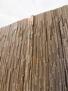 Cliff dwellings de Román Cordero premiado por Next Landmark 2014