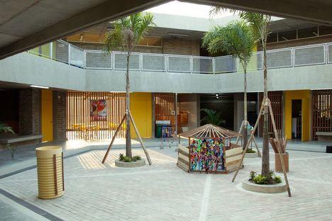 Mazzanti realiza el nuevo colegio de Pies Descalzos en Cartagena