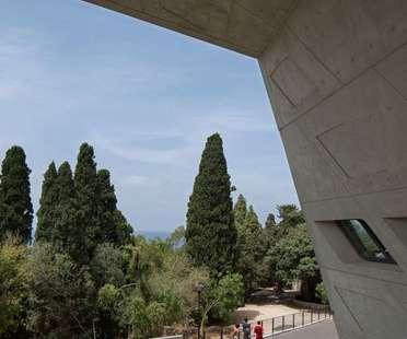 Issam Fares Institute for Public Policy de Zaha Hadid en Beirut