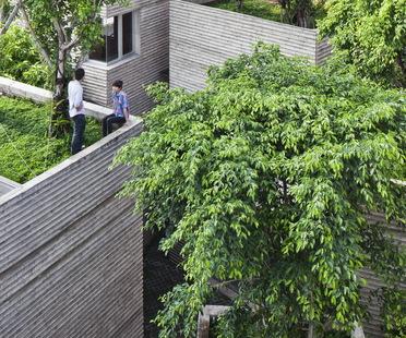 House for trees de Vo Trong Nghia Architects en Ho Chi Minh