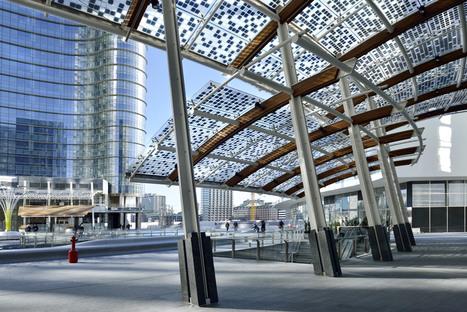 Milano pre Expo: la plaza del futuro