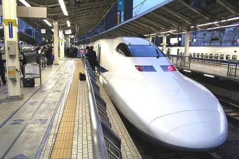 Estaciones ferroviarias japonesas: arquitectura y alta velocidad.