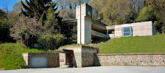 Complejo Olivetti en Ivrea, un recorrido por la arquitectura italiana del siglo XX.