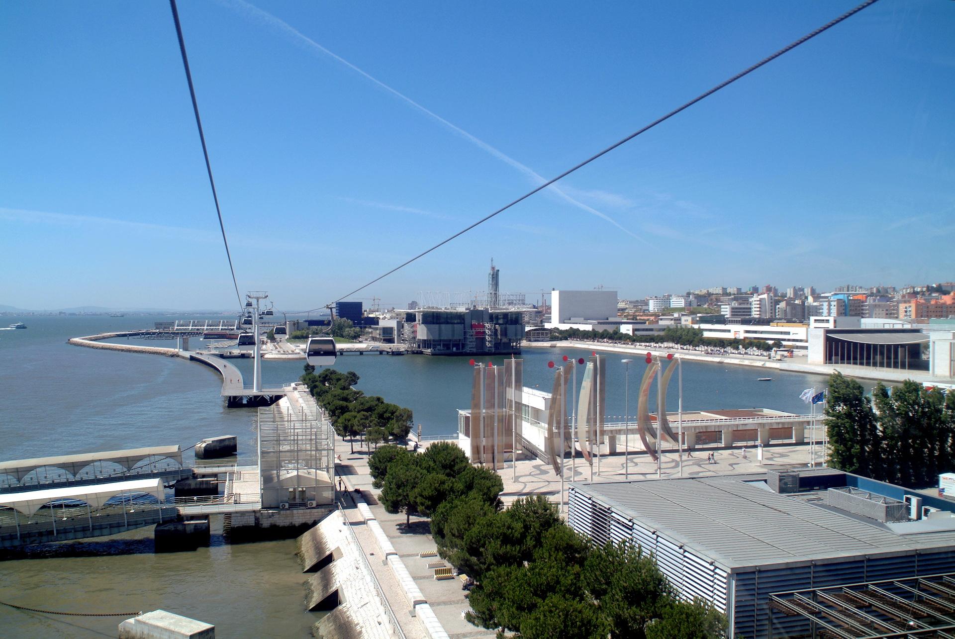 LISBOA: la importancia de un proyecto urbano