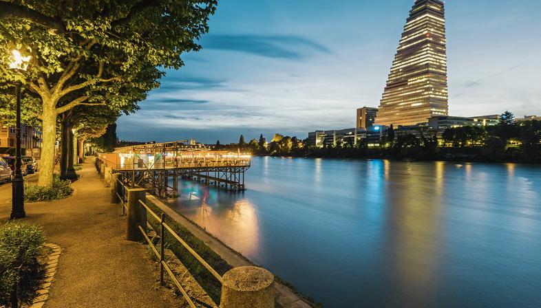 Basilea, in scena architettura e design contemporanei e innovativi