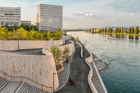Basilea: arquitectura y diseño contemporáneo e innovador