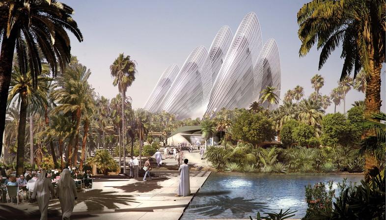 Abu Dhabi: arquitectura y diseño deslumbrante