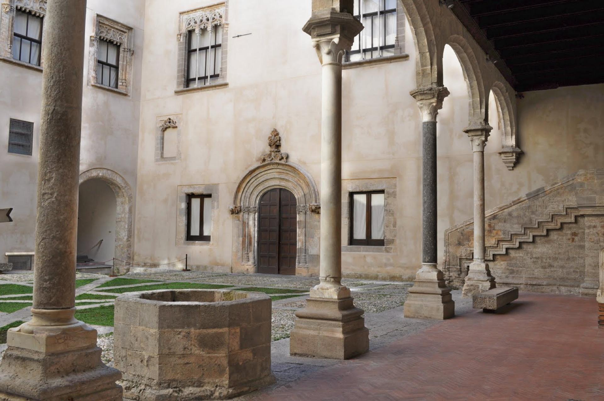 Palermo ciudad de sinergia entre arte y arquitectura