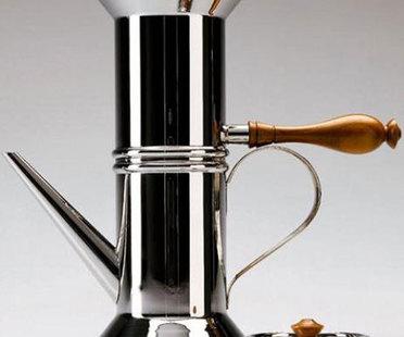 Diseño en Nápoles: de la hojalata al café