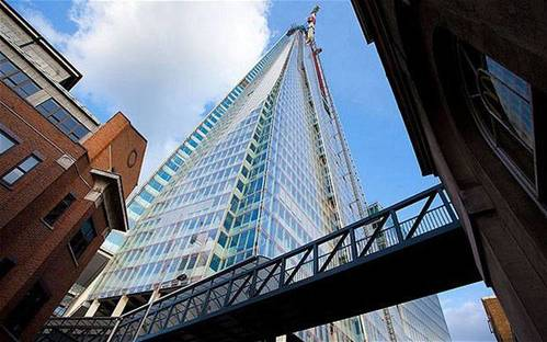 The Shard London Bridge, Londres