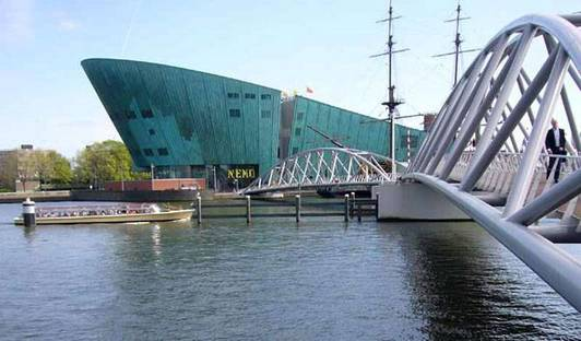 NEMO, Museo de la Ciencia y la Tecnología – Science Center, Ámsterdam