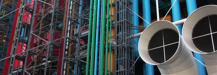 Arquitectura contemporánea: proyectos de Renzo Piano<br /> <br />