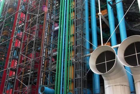 París: Centre Georges Pompidou
