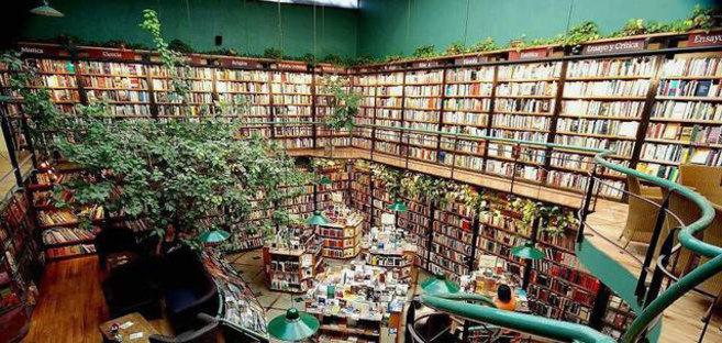 Librerías de arquitectura en el mundo