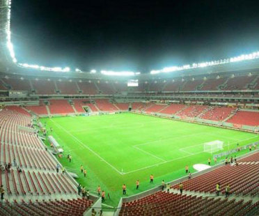 Brasil 2014. Los nuevos estadios para el Mundial de fútbol.