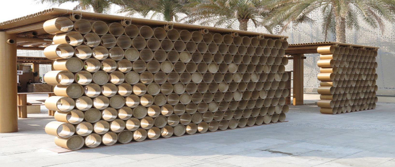 descubrir la arquitectura del premio pritzker shigeru ban itinerarios de arquitectura. Black Bedroom Furniture Sets. Home Design Ideas