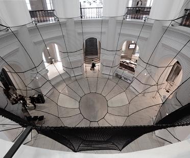Soft Dome, installazione di Atelier YokYok