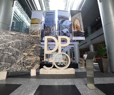 Una mostra per i 50 anni dello studio DP Architects di Singapore