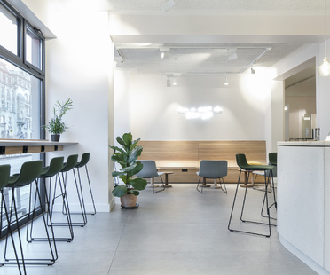 Hermann's Food Space di Freehaus Design a Berlino