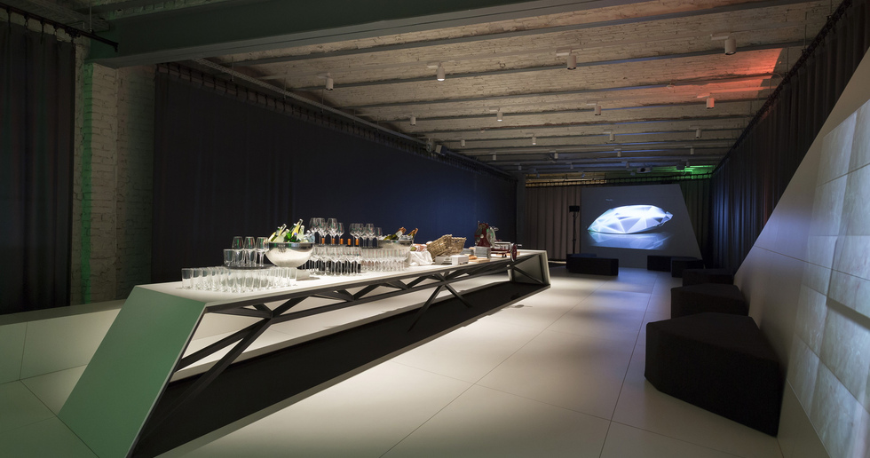"""""""The Rooms - A Design and Food Experience"""", success at the FAB Berlin"""