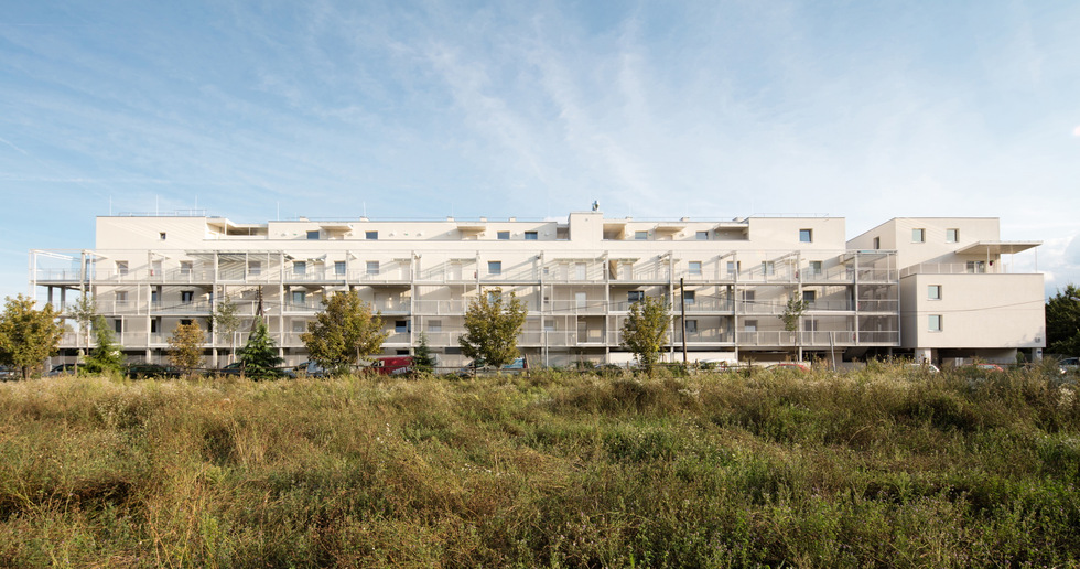 Nerma Linsberger and M Grund Social Housing