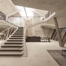 The Austrian studio smartvoll and the Loft Panzerhalle in Salzburg