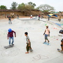 The Skateroom with Walead Beshty and Kelley Walker at the Marciano Art Foundation