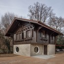 Makeover of a Swiss chalet by BUREAU