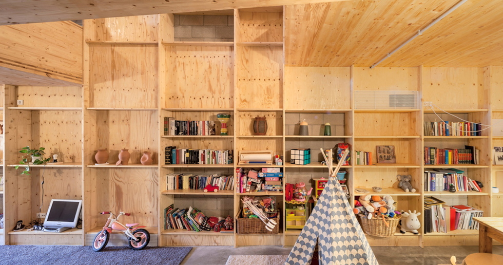 A house by Josep Ferrando Architects in Sant Cugat