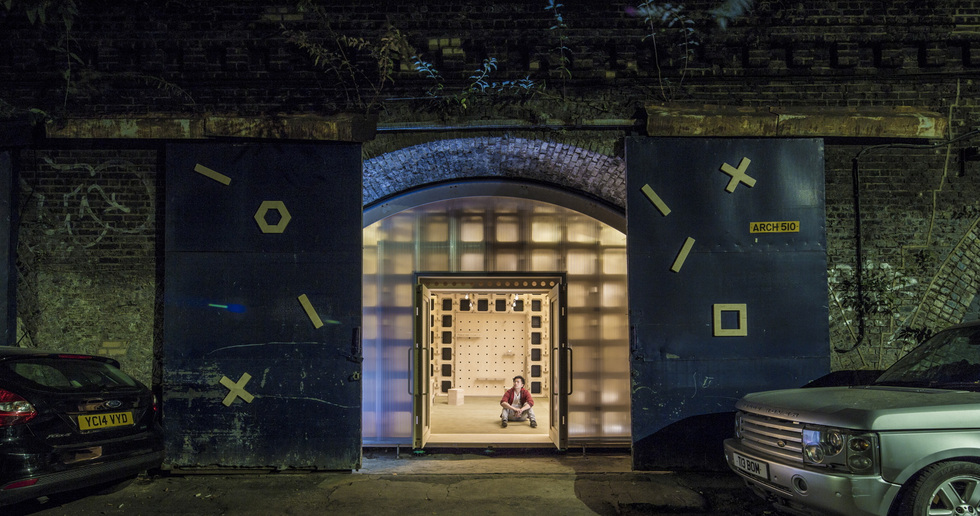 The Arches Project, reclaiming abandoned spaces in London