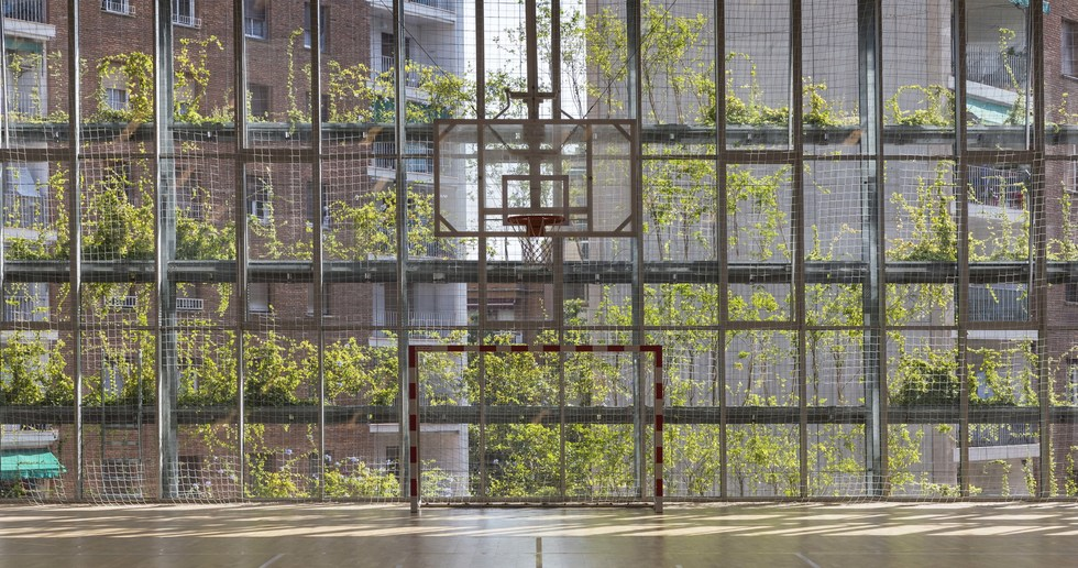 Sustainable urban regeneration in Barcelona by Arquitectura Anna Noguera