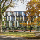 Hacker Architects renovates Fariborz Maseeh Hall at Portland State University