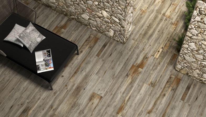 Suelos en efecto madera para imaginar nuevos interiores - Suelo madera interior ...