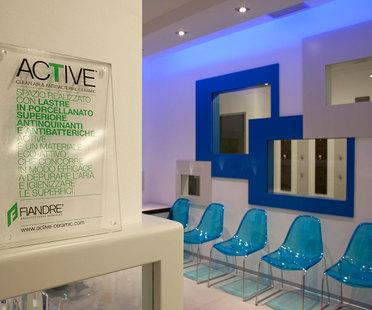 Active y las baldosas de gres. Salud e higiene en los espacios dedicados al relax