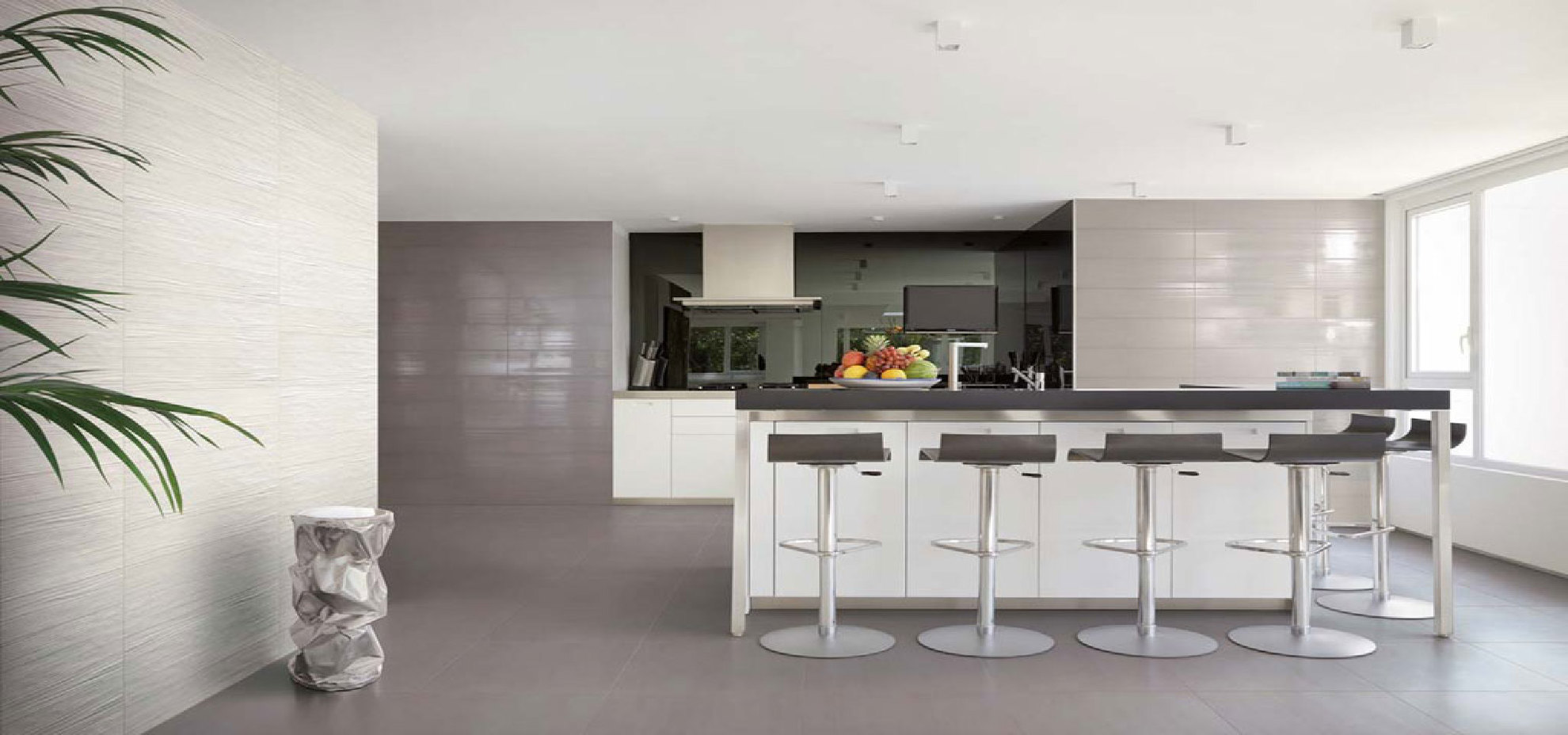 Gres porcelanico: superficie de la cocina ideal | Floornature