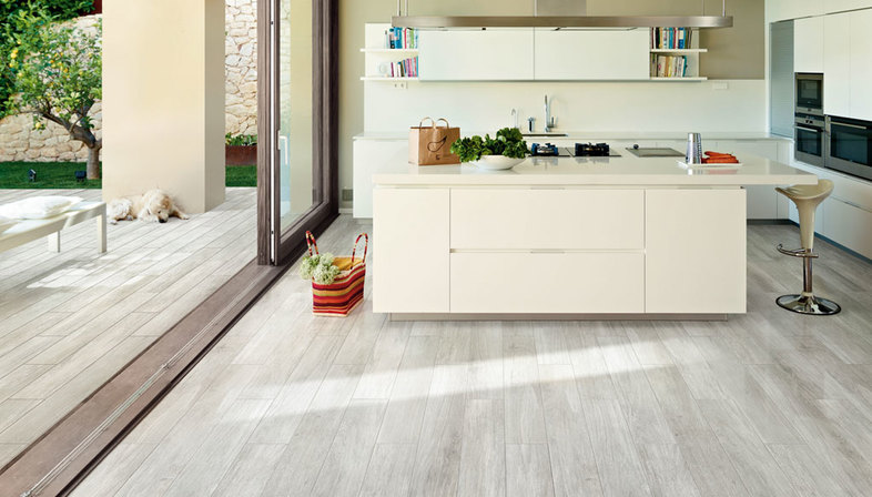French Woods: superficies de gres efecto madera