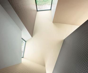 Less is more: ambienti minimalisti con le superfici in gres