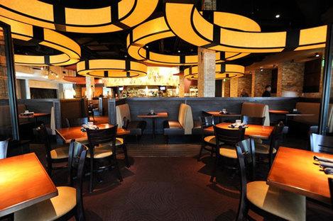 Gres porcelánico para las superficies de bares y restaurantes
